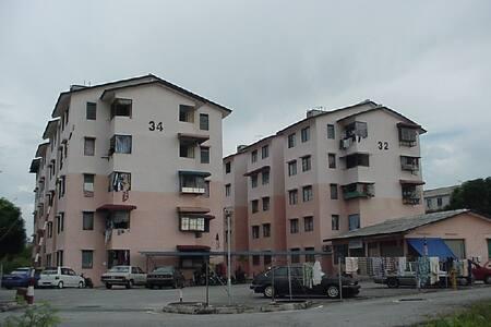 Pangsa Sutera Wangi @ Malacca - Apartamento
