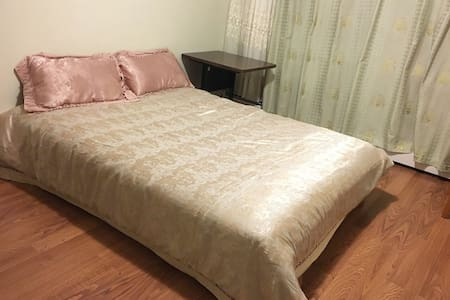 Cozy clean room in beautiful condo! - Apartemen