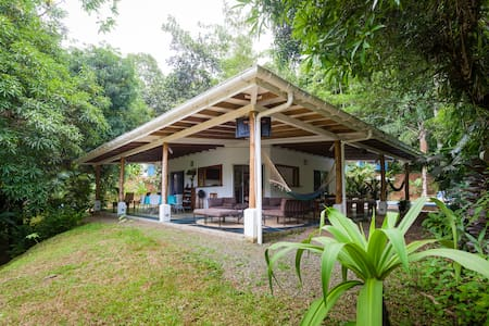 Rain forest Surrounding Vacation Rental