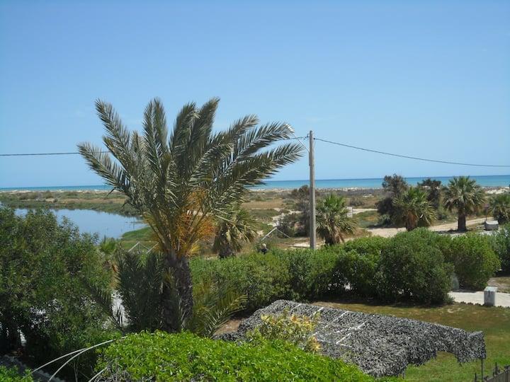 Schöne Villa 5 Gehminuten zum Strand