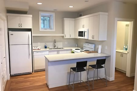 New & Comfortable Two Bedroom Suite - Saskatoon - House