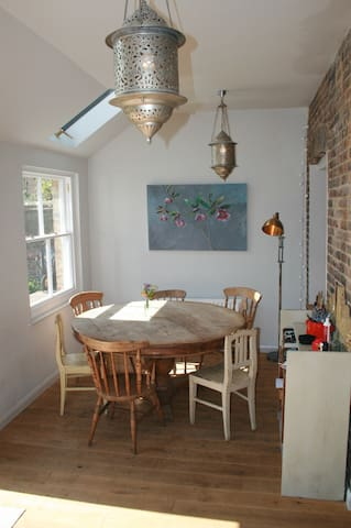 Beautiful 5 Bed Victorian Cottage - Ditchling - Casa