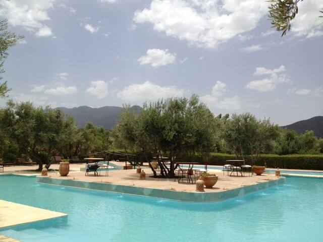 Rural Hotel in the Atlas Mountains - Al Haouz Province - Bed & Breakfast