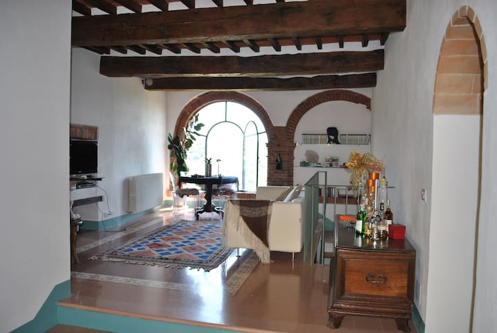 Casa Marelli - Castelmuzio - Apartament