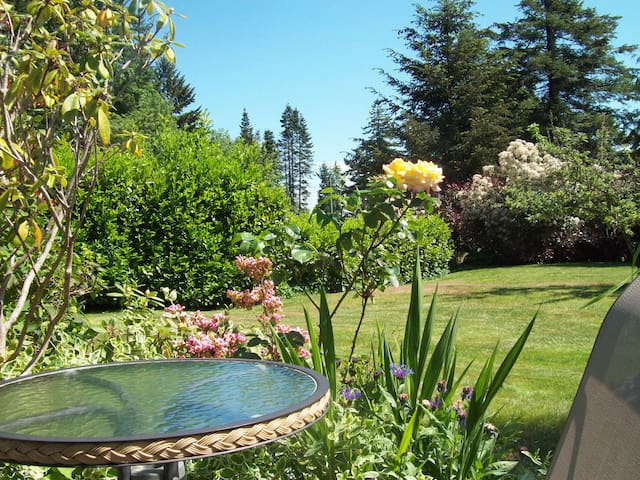 Garden oasis retreat - Courtenay - House