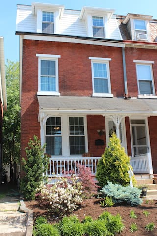 Charming 5BR home:historic WChester - West Chester - House