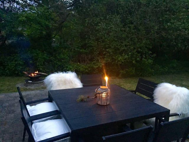 Skønt 8 pers. sommerhus på Samsø - Samsø - Hus