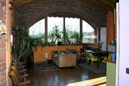 Barn House at 15 minutes from Milan - Casarile - Ev