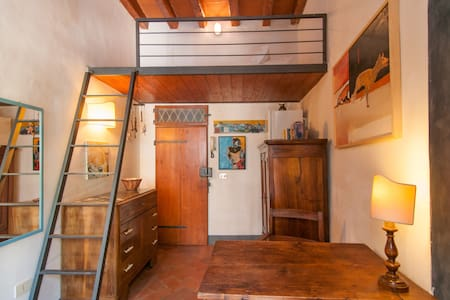 Small STUDIO - S. Spirito, Oltrarno - Apartment