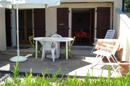 magnifique 2 pièces avec terrasse. A 10min Annecy - Poisy - Apartmen