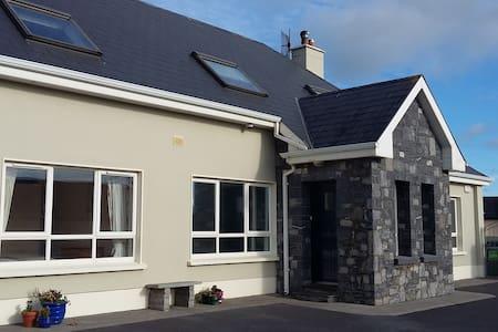 "Clairhouse ""Dun Ard"" 1 - Lahinch - Bed & Breakfast"