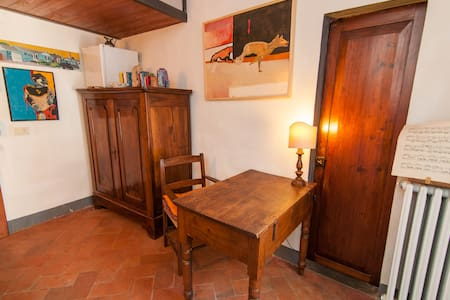 Small STUDIO - S. Spirito, Oltrarno - Florence - Apartment