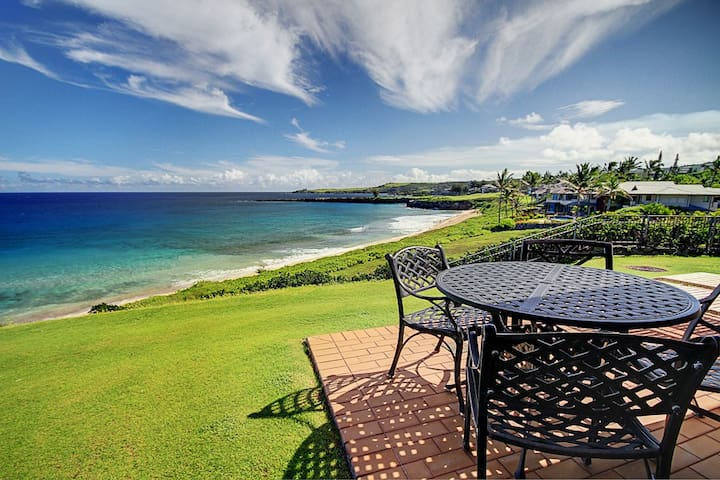 Beachfront Villa  | Panoramic Views - Lahaina - Casa de camp