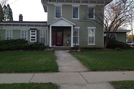 Charming & Serene 1865 Home - Cherry Valley - House