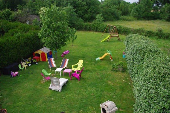 Belle maison 4 ch entre ville et campagne - Saint-Sébastien-sur-Loire - Apartment