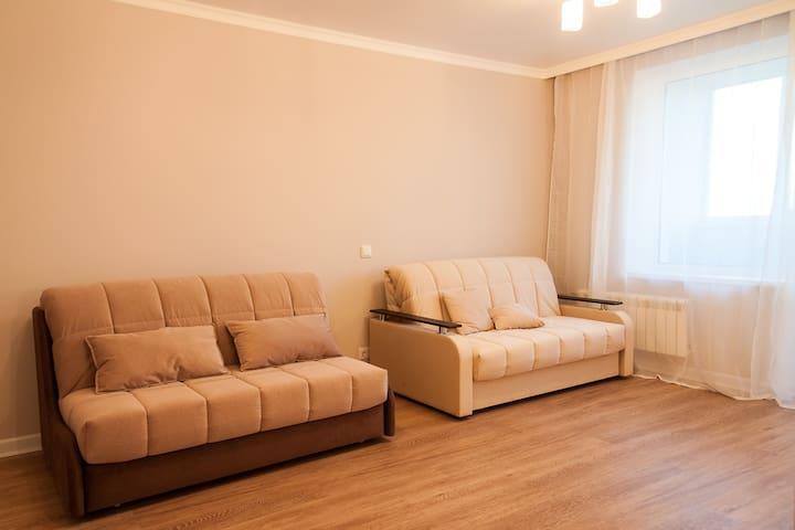 Современная квартира, в 5 минутах м.Новогиреево - Moskva