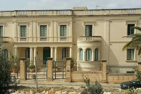 ROOM FOR 3/4 P. IN VILLA WITH POOL - San Ġwann - Villa