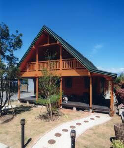 ログハウスに泊まりませんか? Tatami log house - Kuki-shi