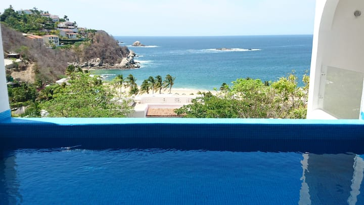 Oceanfront Condo with Private Pool #1005