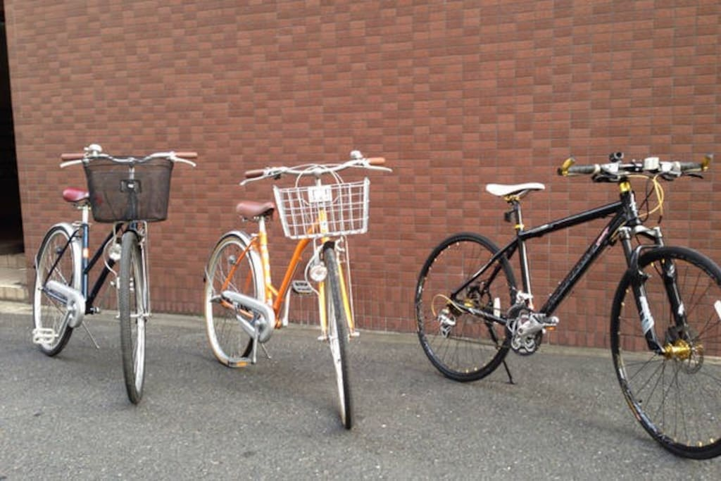 bicycle for lent