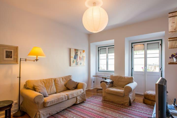 Great flat in Alcântara-Lisbon