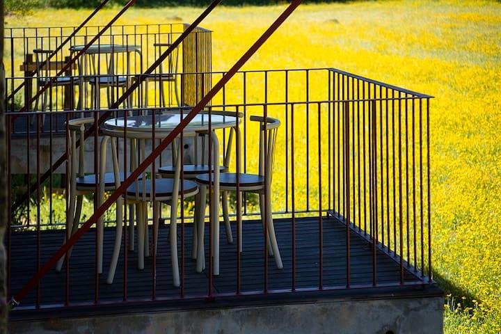 Casa da Várzea - Suite Cotovia - Fornos de Algodres - Casa de camp
