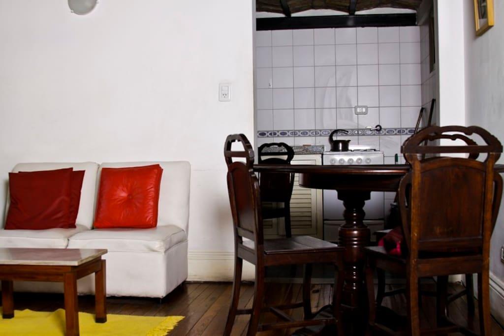 3 bedrooms ap in magic san telmo lofts louer buenos for Ap lofts