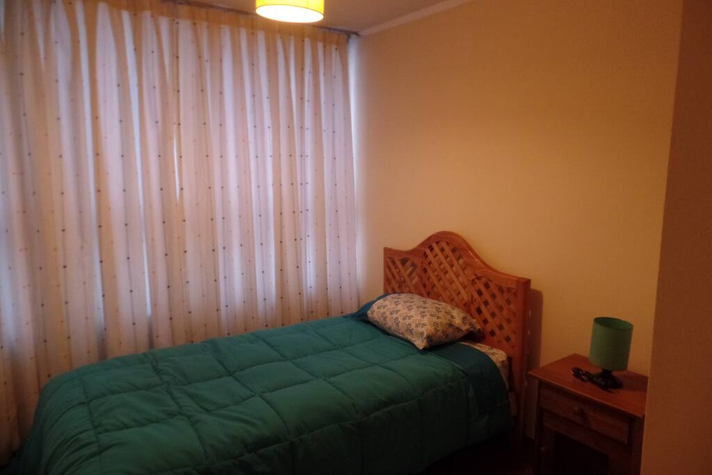 segunda habitación para una persona