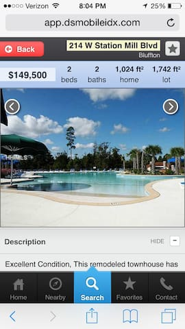 Resort-like amenities await you! - Bluffton
