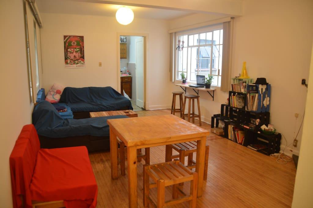 Habitaci 243 N En Roma Norte Apartments For Rent In Ciudad