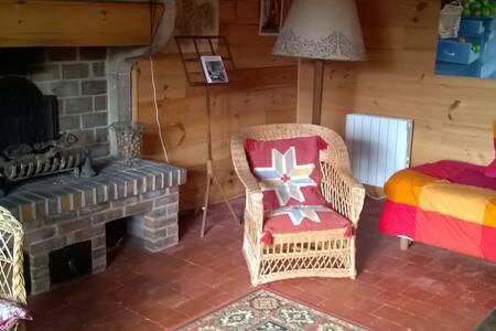 charmante maison à la campagne - Collonge-en-Charollais