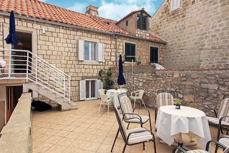 Stone House in Old town_Apartment A3 Studio (2+1) - Cavtat - Wohnung