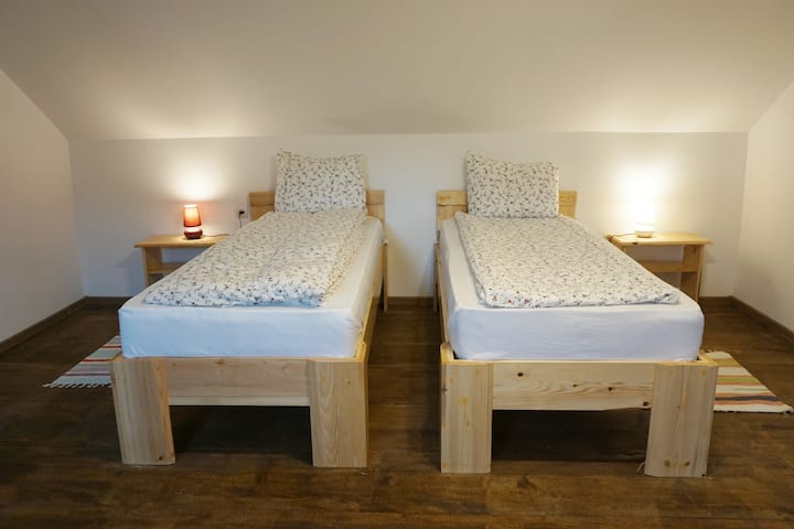 Lovely Double Room in Viscri, Ramona 143 Room #4