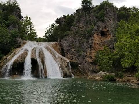 Cabin Villa 2 - Turner Falls Cabin Rentals