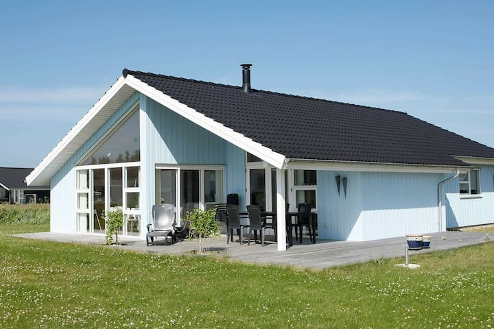 Comfortable Holiday Home in Brovst with Sauna