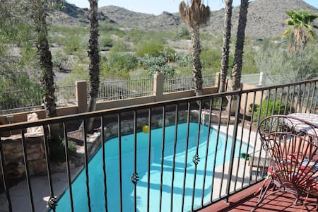 Comfy 3BD on South Mountain - Феникс - Дом