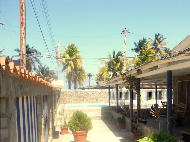 Casa Vacacional Quinta Papucho 1