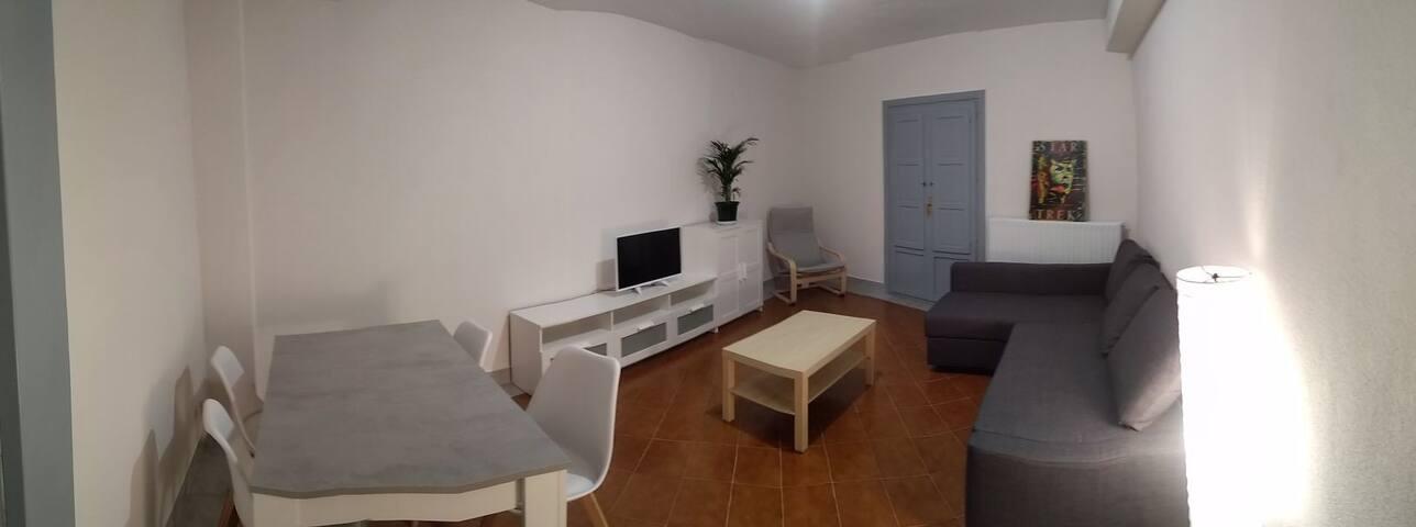 Encantador piso en el corazón de Vitoria-Gasteiz