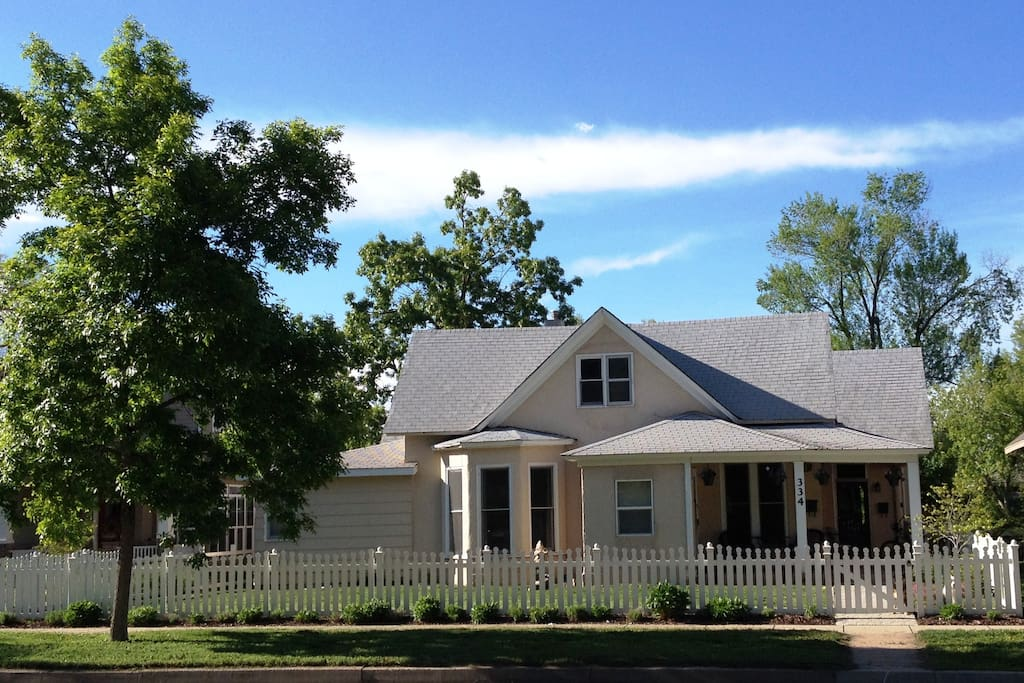 Charming In The Heart Of Oldtown I Houses For Rent In Fort Collins Colorado United States