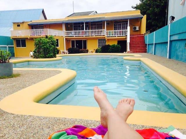 Habitación en Green Wave House - San Andres  - Dom