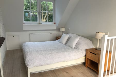 Cosy apartment in Amsterdam's chiquest suburb.