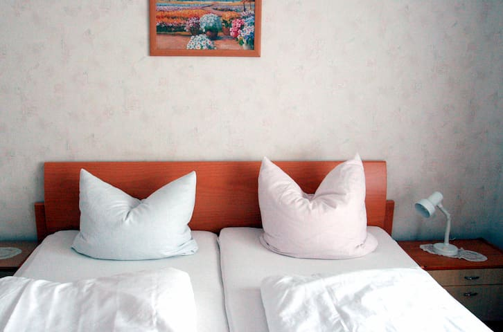 nice room with terrace & breakfast - Pottenstein - Apartmen