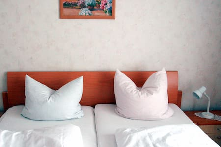 nice room with terrace & breakfast - Pottenstein - 아파트