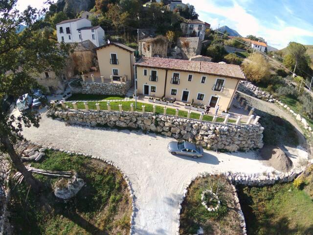 Biocale a 1 km dal lago di castel San Vincenzo