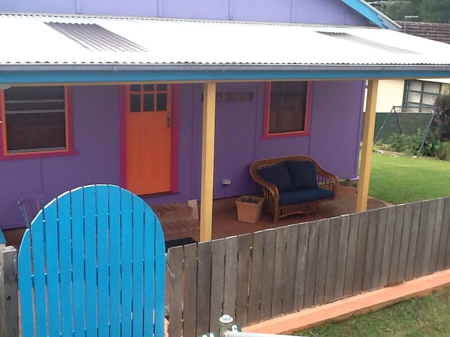 The Purple Guest House