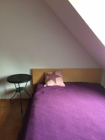 Schönes Gästezimmer in Maisonette-Wohnung - Schwäbisch Hall
