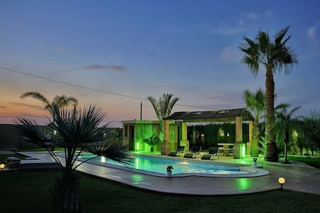 Superb Pool and Jacuzzi villa in country side