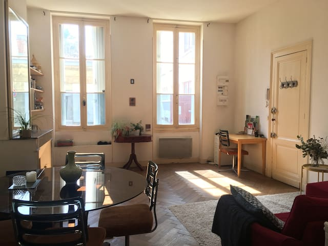 Appartement T2 -  quartier Mériadeck