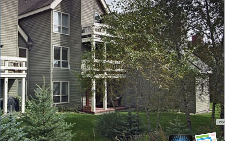 2 bedroom 2 bath on the Eagle River - Edwards - Apartment