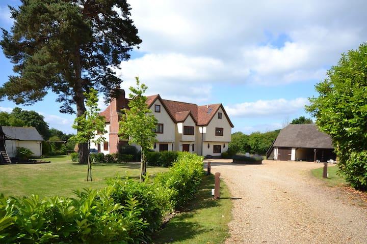 High Meadow, Church End, Albury, United Kingdom - Albury - House